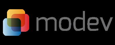 Modev app panes logo