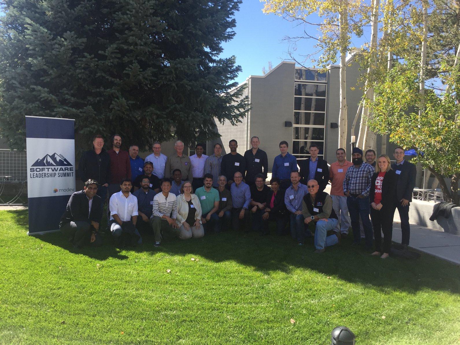 2015 Aspen Software Leadership Summit