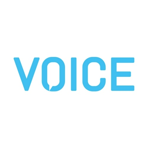 logo voice