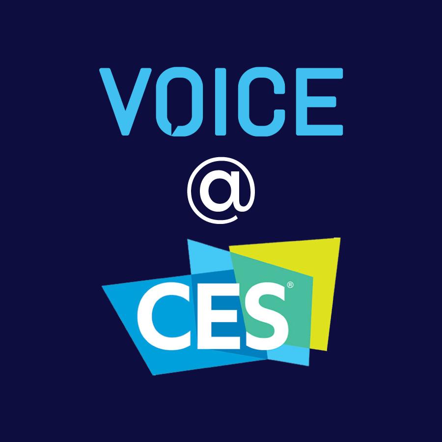 VOICE @ CES